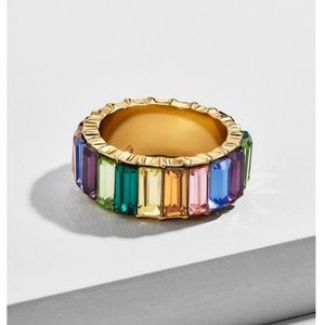 BRAND NEW BaubleBar Alidia Ring, Size 7